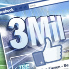 Top Eleven Fan Page - 3 million Likes