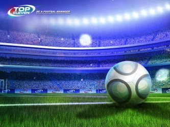 Top Eleven Wallpaper Stadium Ball