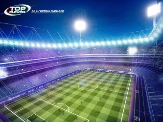 Top Eleven Wallpaper Stadium 2