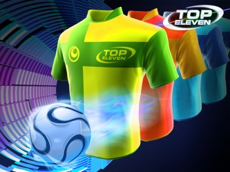 Top Eleven Wallpaper Jerseys