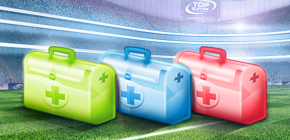 Top Eleven Health Packs
