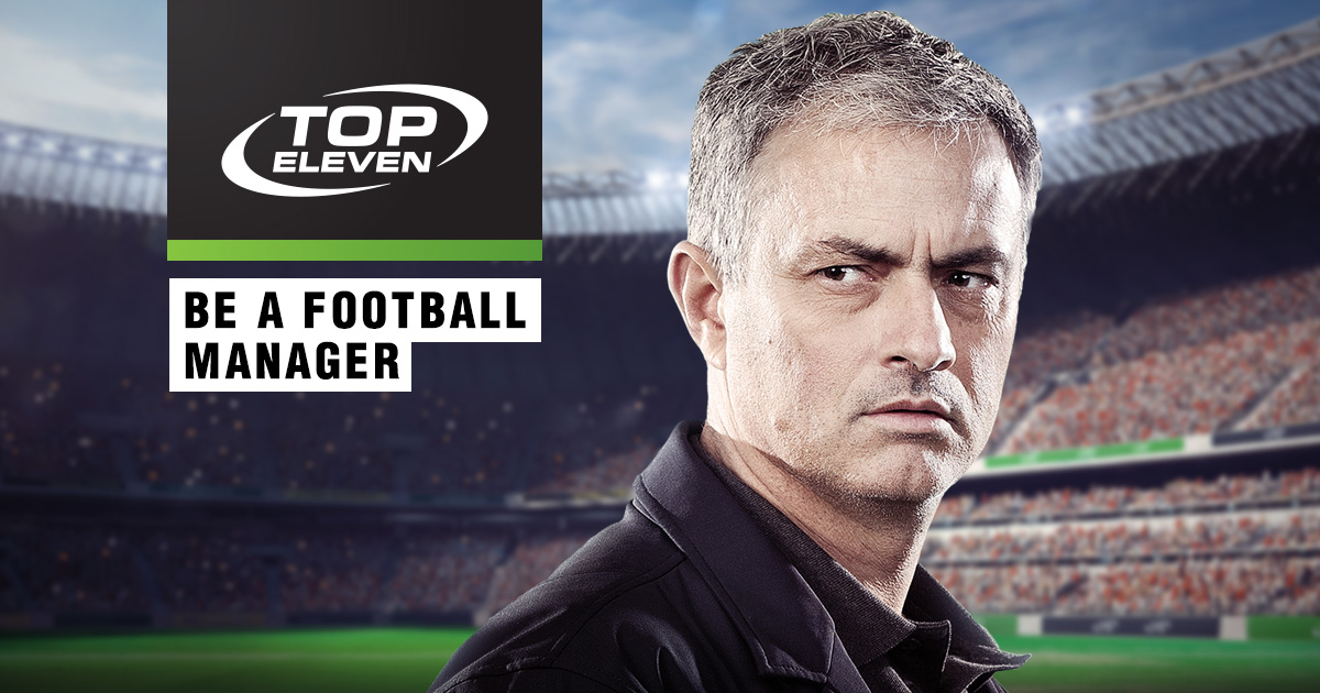 Play - Top Eleven - Be a Football Manager
