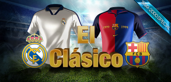 best cheap 32b3a 4b5e1 El Clasico Limited Edition Jerseys - Top Eleven - Be a ...